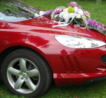 South Indian Wedding Car Decoration Mumbai