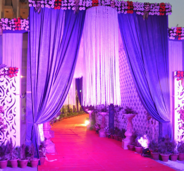 Wedding Entry Gate